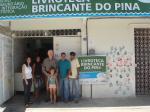Projeto Livroteca Brincante